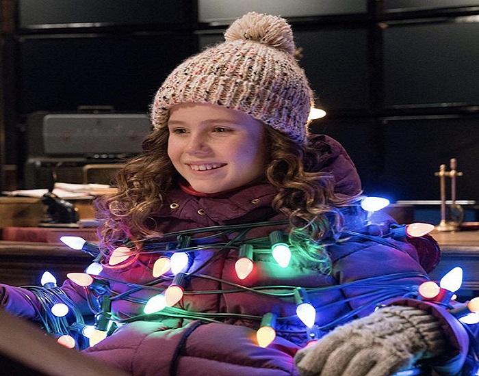 Darby Camp Crónicas de navidad - El palomitrón