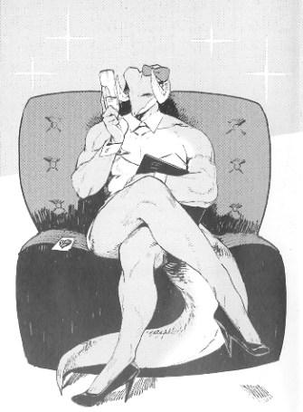 El jefe es una onee, de Nagabe Vincent - El Palomitrón