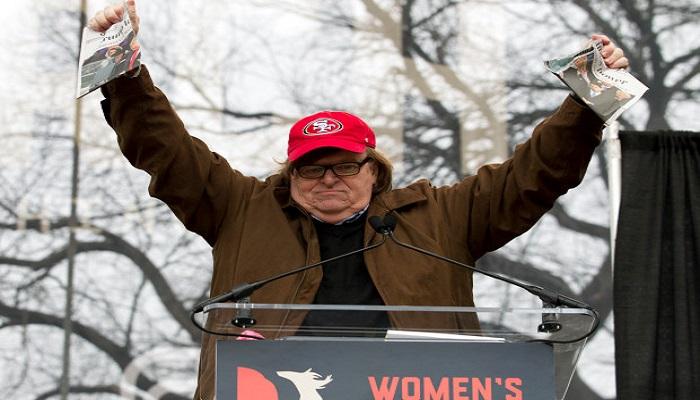 FAHRENHEIT 11 9 Michael Moore El Palomitrón
