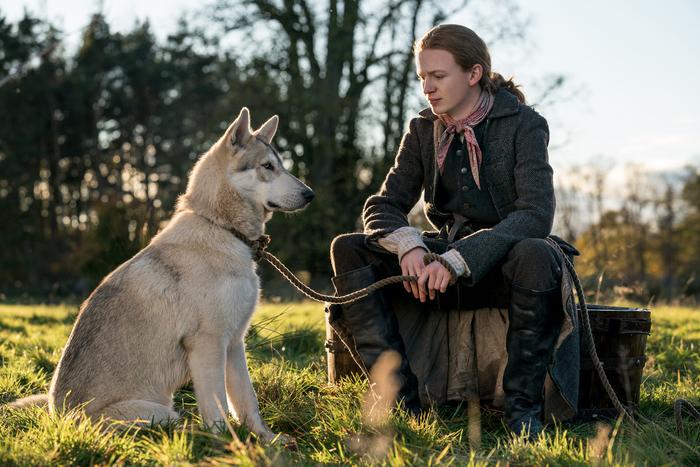 Outlander temporada 4 - El Palomitron