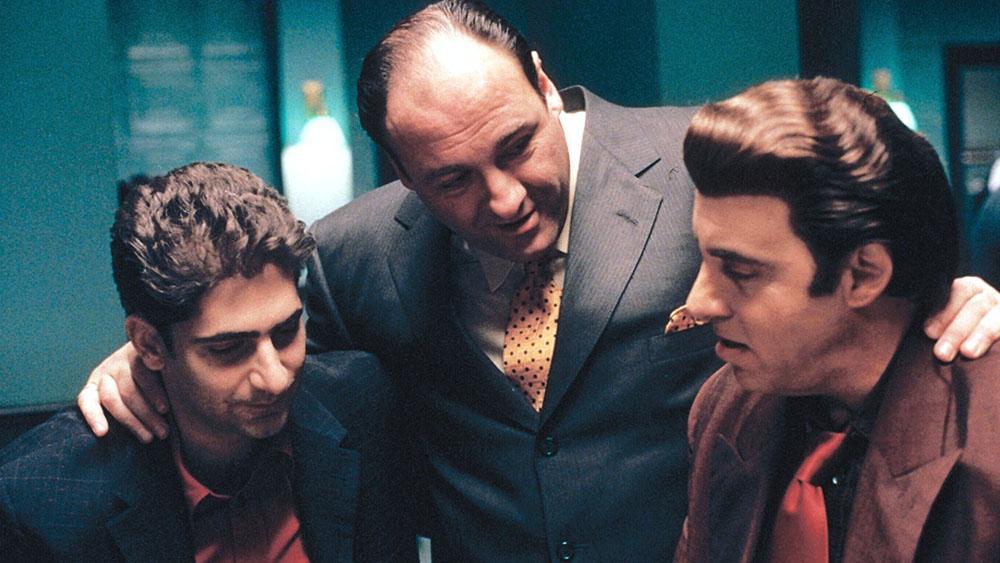 Película de Los Soprano 2 - El Palomitrón