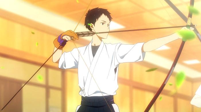 Recomendaciones anime otoño 2018 Tsurune - El Palomitrón