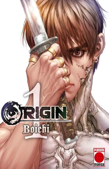 Reseña de Origin #1, de Boichi portada - el palomitron