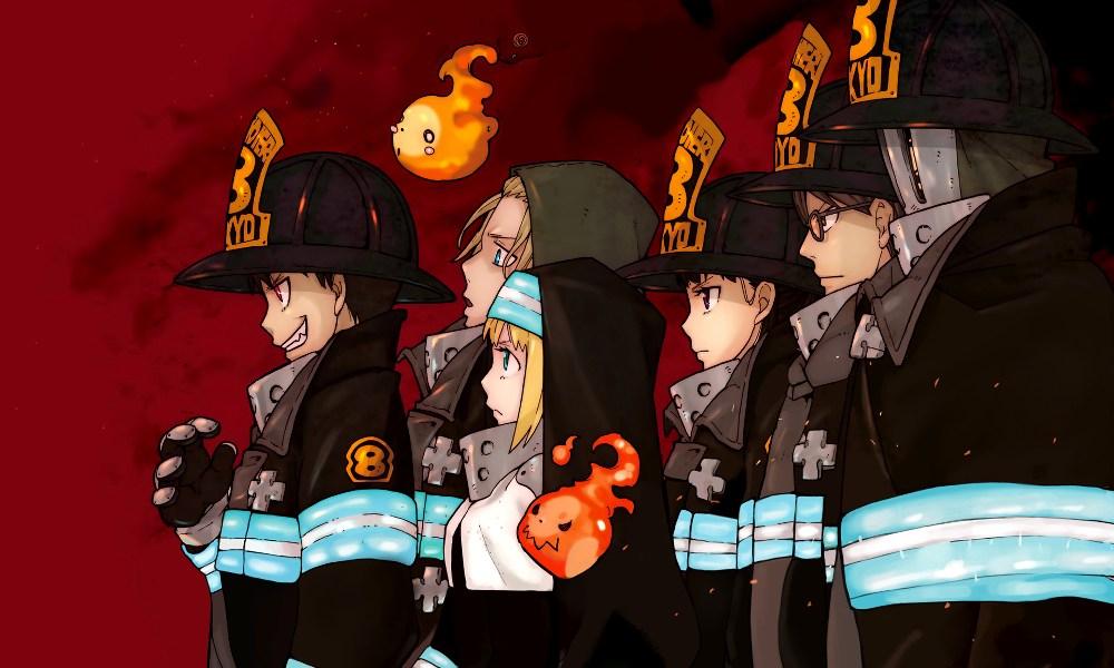 anime de Fire Force destacada - El Palomitrón