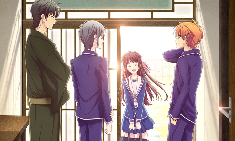 anime de Fruits Basket destacada - El Palomitrón