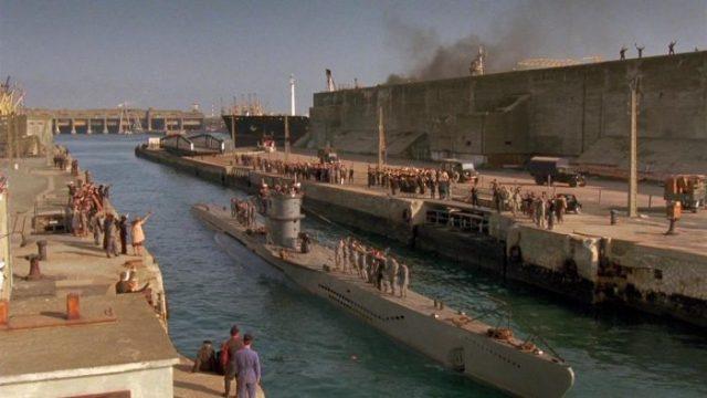 El submarino El Palomitron