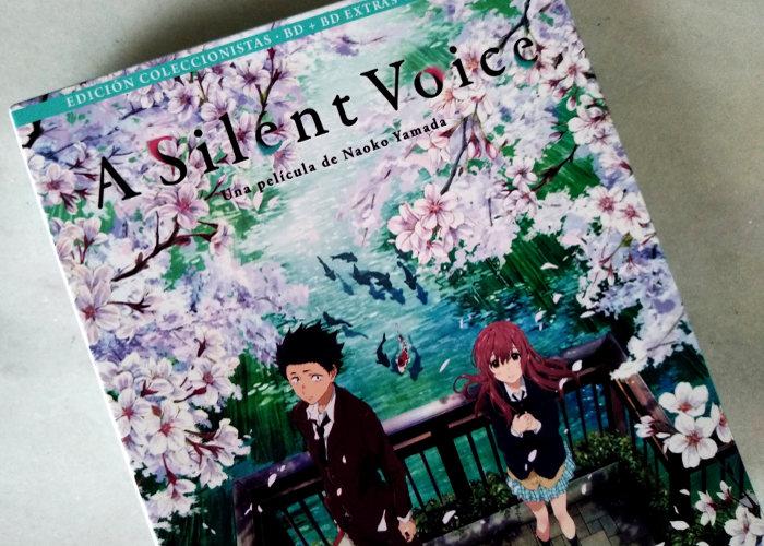 edición coleccionista de A Silent Voice Galería 2 - El Palomitrón