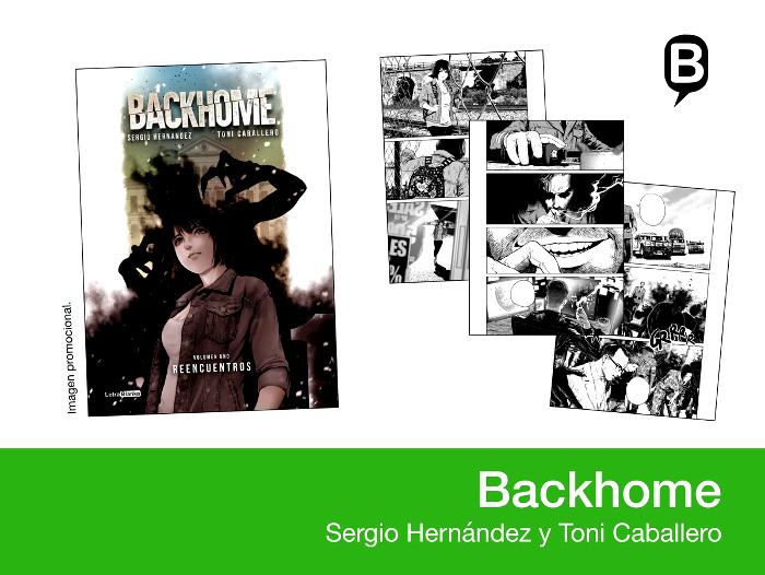 licencias Letrablanka XXIV Salón del Manga de Barcelona Blackhome - el palomitron