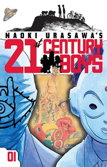 licencias Planeta Cómic XXIV Salón del Manga de Barcelona 21th century boys - El Palomitrón
