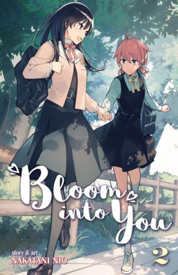 licencias Planeta Cómic XXIV Salón del Manga de Barcelona Bloom into you - El Palomitrón
