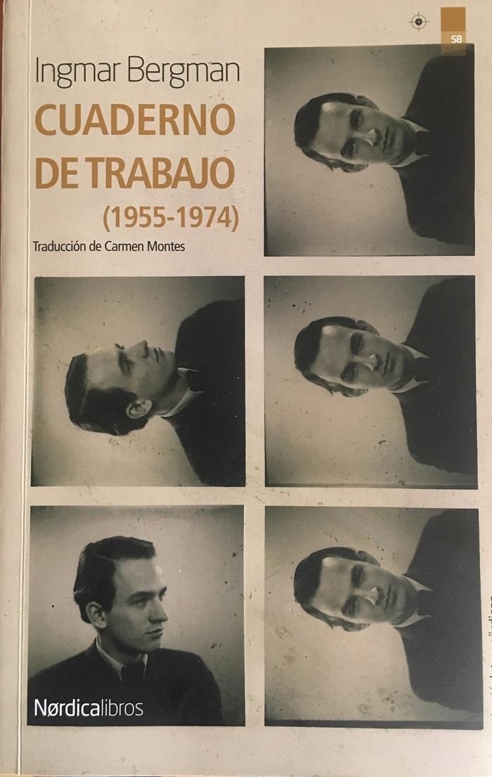 cuadernos de trabajo de Ingmar Bergman