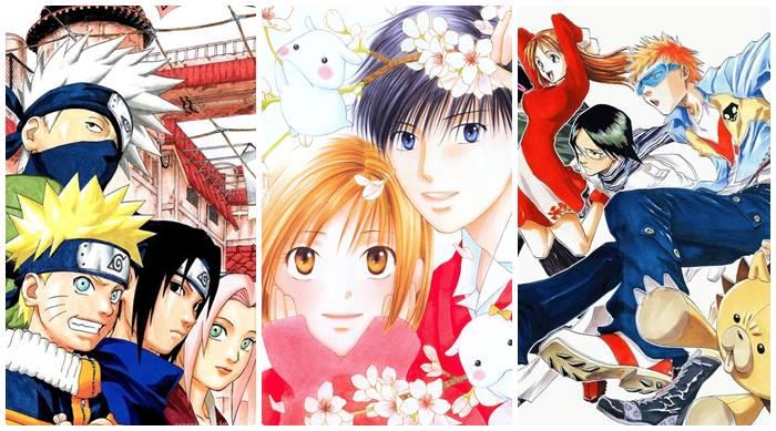 problema con la demografía manga Naruto - el palomitron