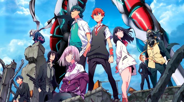 recomendaciones anime otoño 2018 SSSS Gridman - el palomitron