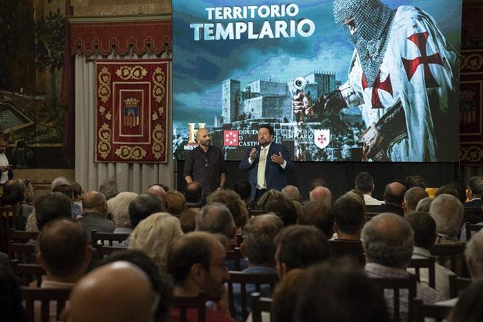 Territorio templario Castellon - El Palomitron