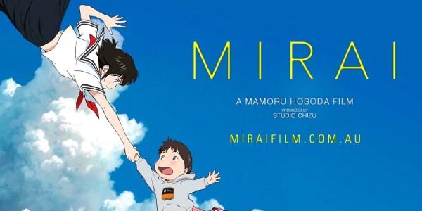 Fecha de estreno de Mirai, mi hermana pequeña en España destacada - El Palomitrón