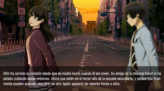 Guía de anime invierno 2019 Ashita Sekai ga Owaru toshitemo - El Palomitrón