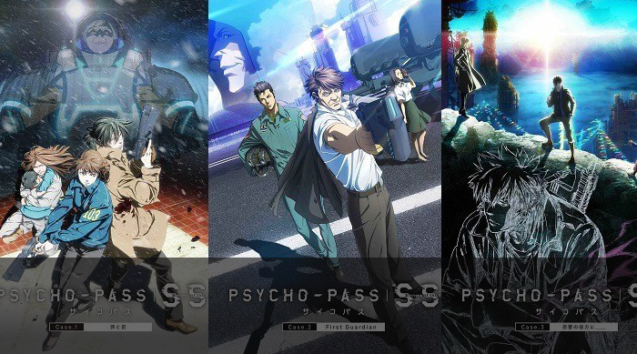 Guía de anime invierno 2019 Psycho-Pass SS Case 1 - El Palomitrón