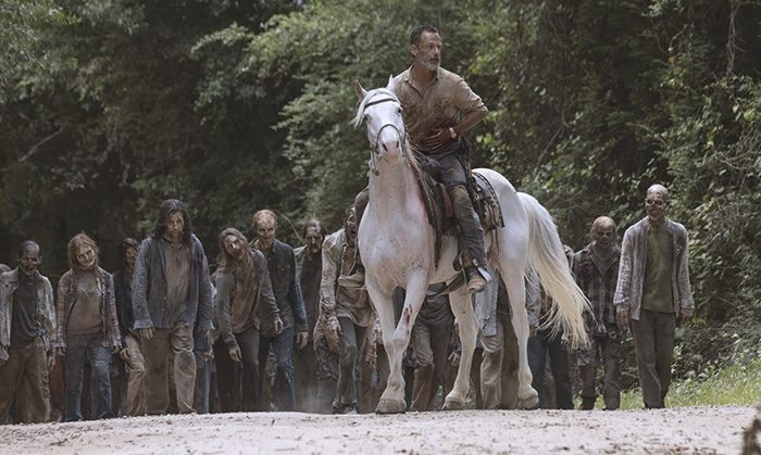 Novena temporada de The Walking Dead