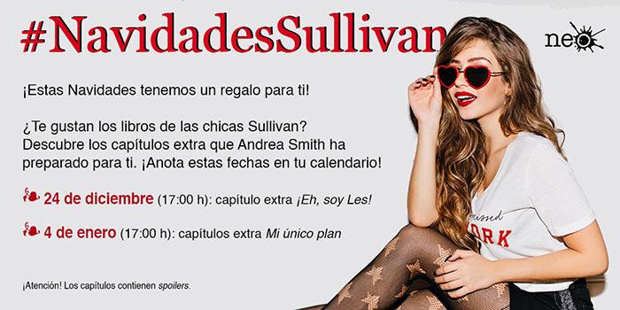 CAPÍTULOS CHICAS SULLIVAN NAVIDADES SULLIVAN ANDREA SMITH - EL PALOMITRÓN
