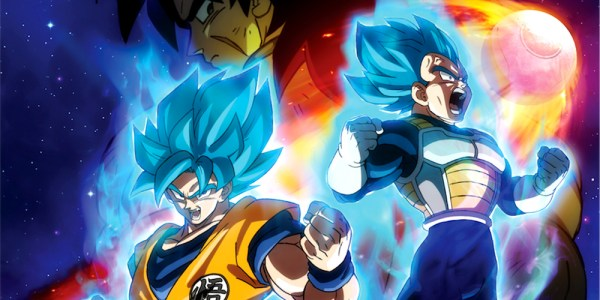 Crítica de Dragon Ball Super Broly destacada - el palomitron