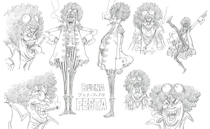 Fecha de estreno y tráiler de One Piece Stampede Buena Festa - el palomitron