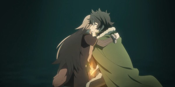 ternura de The Rising of the Shield Hero