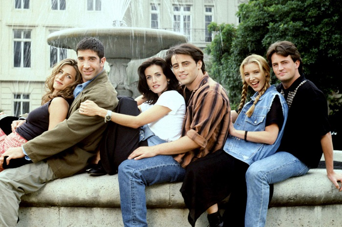RESEÑA I'LL BE THERE FOR YOU FUENTE - EL PALOMITRÓN