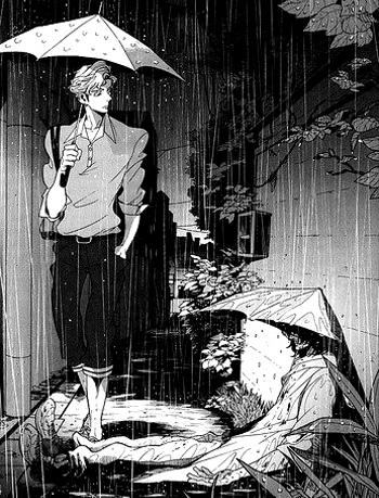 Reseña de Canis —Dear Mr. Rain—, de ZAKK Satoru y Ryô encuentro - El Palomitrón