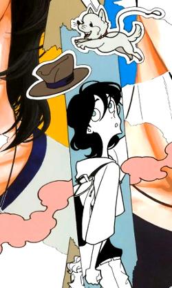 Reseña de Canis —Dear Mr. Rain—, de ZAKK vertical color - El Palomitrón