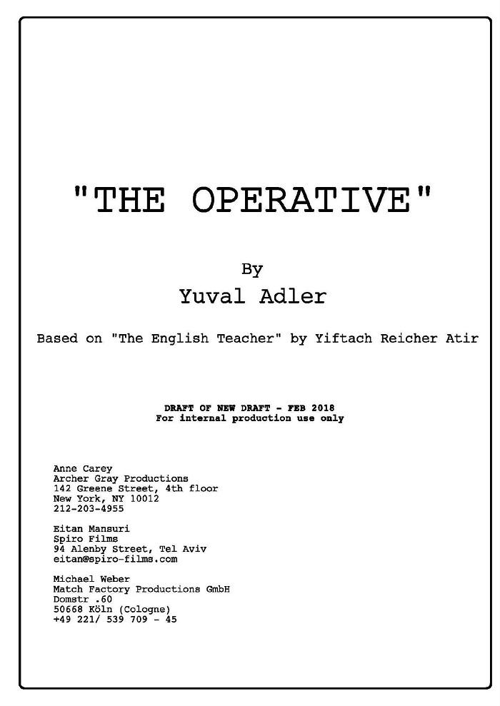 The operative - El Palomitrón
