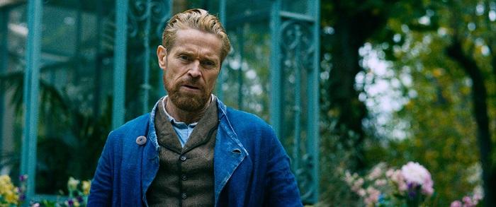 Willem Dafoe - Van Gogh, a las puertas de la eternidad - El Palomitrón