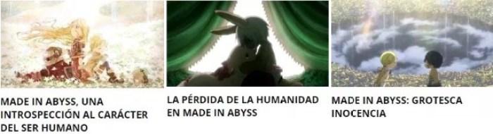 edición coleccionista de Made in Abyss contenido relacionado - El Palomitrón