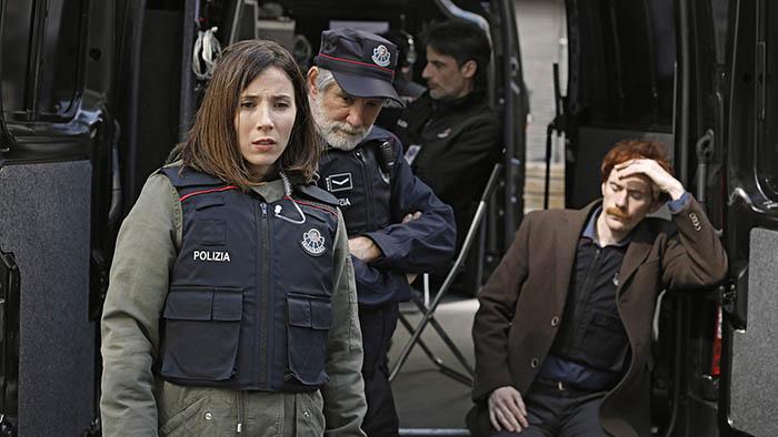 70 Binladdens- Policía - El Palomitrón