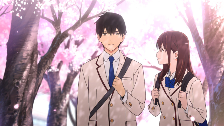 Crítica de Quiero comerme tu páncreas Sakura - El Palomitrón