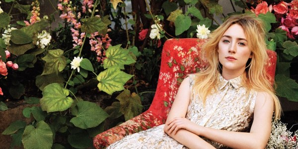 Portada Saoirse Ronan Paseo de la fama – El Palomitron