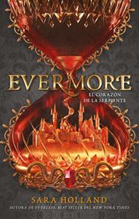 Evermore Guía literatura juvenil abril - El Palomitrón