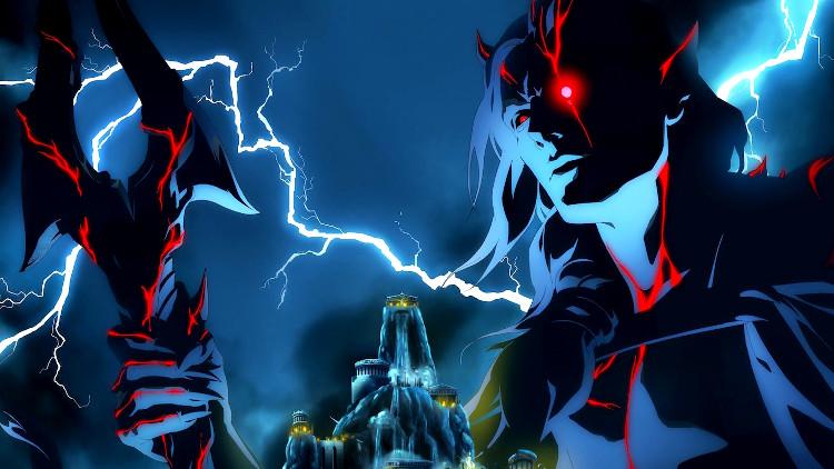 nuevos animes de Netflix para 2020 gods and heroes - El Palomitrón