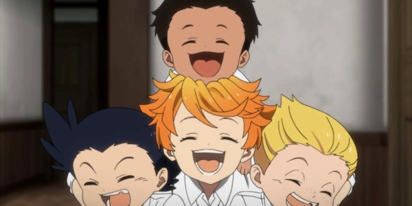 segunda temporada del anime de The Promised Neverland destacada - El Palomitrón