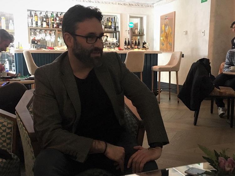 Carlos Theron Entrevista Lo dejo cuando quiera - El Palomitrón