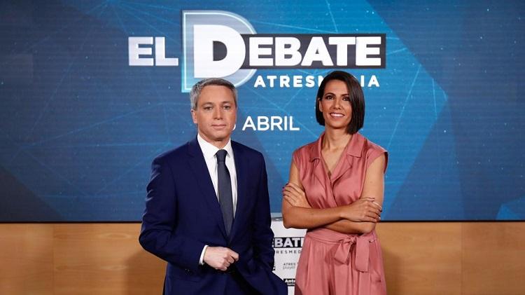 Debate Atresmedia - El Palomtrón