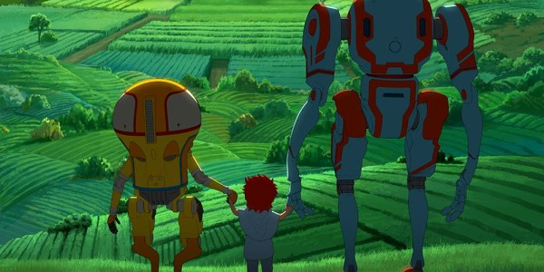 Eden el nuevo anime de Netflix destacada - El Palomitrón