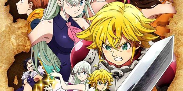 Fecha de estreno de la tercera temporada de Nanatsu no Taizai destacada - El Palomitrón