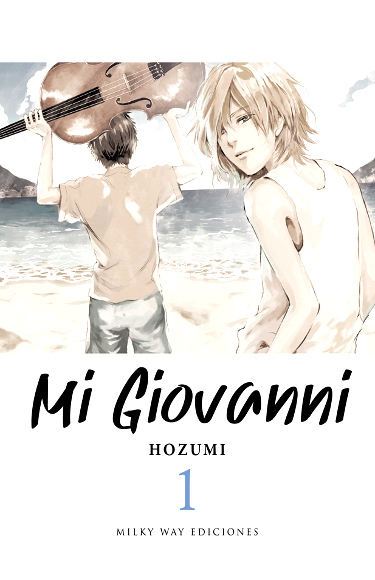 Reseña de Boku no Giovanni portada - El Palomitrón