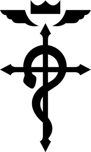 Reseña de Tras la Puerta de la Verdad Explorando Fullmetal Alchemist logotipo alquimia FMA - El Palomitrón
