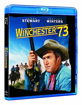 Winchester 73 Blu-ray + El Palomitrón