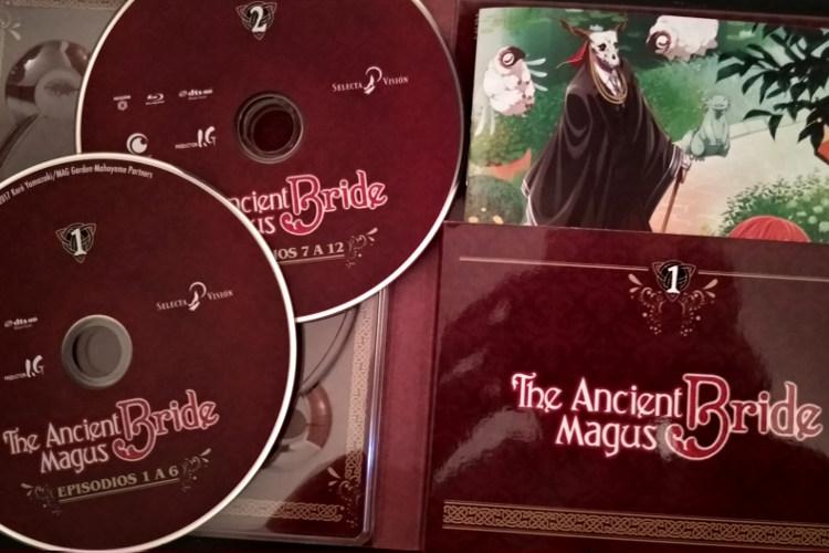 edición coleccionista de The Ancient Magus Bride galería 6 - El Palomitrón