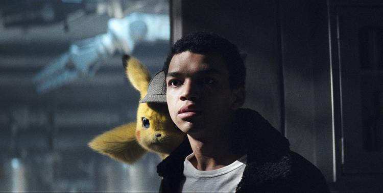 Pokémon: Detective Pikachu El Palomitrón