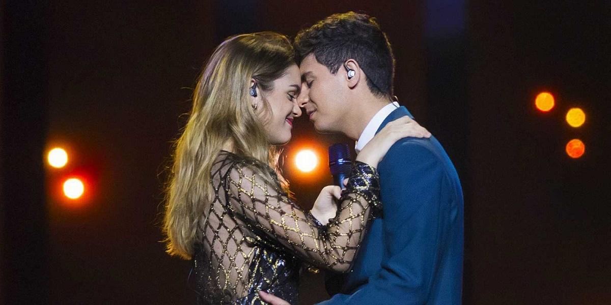 Amaia y Alfred - El Palomitrón