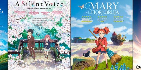 Ciclo anime mayo 2019 destacada - El Palomitrón
