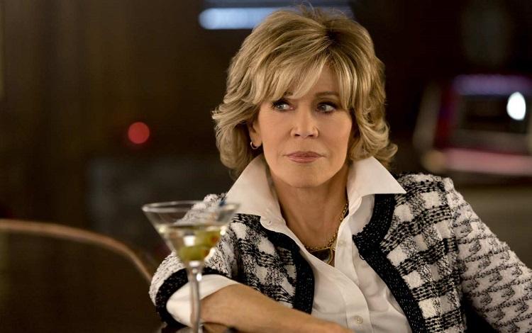 Jane Fonda - El Palomitrón